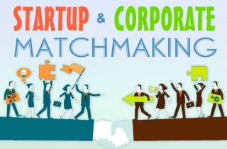 Tech Startup School | Corporate Startup Matchmaking