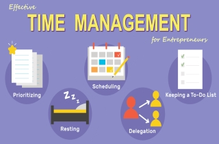 Tech Startup School | Time Management for Entrepreneurs
