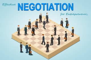 Tech Startup School | Negotiation Skills for Entrepreneurs